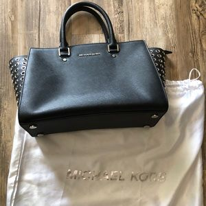 Michael Kors Selma Satchel Large